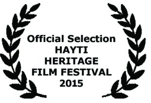 Laurel for Hayti film festival-2